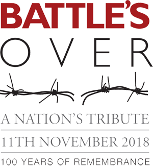 battles over a nations tribute logo small